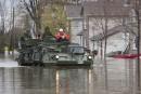 Inondations: les débits maximums ont été atteints
