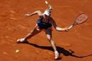 Madrid: Kerber s'en sort difficilement, Pliskova tombe