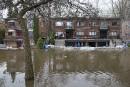 Inondations: plusieurs ménages durement touchés dans Cartierville