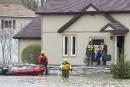 Inondations: une lente phase de décroissance s'amorce, dit Couillard