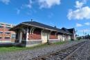 Une gare de 1927 ou une église de 1929?