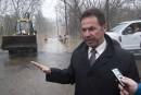 Inondations à Shawinigan: le conseil réfléchitaux lendemains
