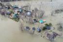 Les inondations en images