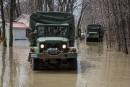 L'armée est notamment à pied d'oeuvre dans le secteur de... | 10 mai 2017