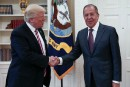 Trump exhorte la Russie à contenir le régime syrien et l'Iran