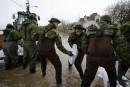 Inondations: les soldats demeureront au Québec