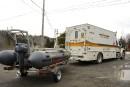 Sainte-Anne-des-Monts:véhicule retrouvé, recherches intensifiées