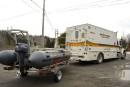Fillette noyée dans la Sainte-Anne: les recherches s'intensifient