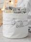 Panier en tissu tout usage, 14 $, chez Simons... | 10 mai 2017