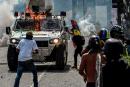 Pas d'accalmie dans la crise au Venezuela
