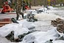 Pierrefonds-Roxboro: un plan pour sécuriser un quartier inondé abandonné il y a un an