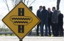 Inondations: «il va sûrement falloir reconstruire mieux», dit Trudeau