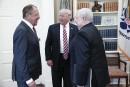 Photos publiées par le Kremlin: la Maison-Blanche furieuse