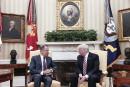 Trump se pose en faiseur de paix entre la Russie et l'Ukraine