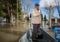Plusieurs sinistrés, dont Claude Buisson de Yamachiche, doivent encore se... | 11 mai 2017