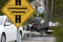 Inondations: la situation semble s'améliorer