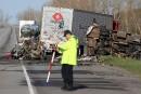 Carambolage mortel en Ontario: un camionneur québécois accusé