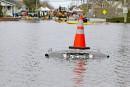 «C'est clair que l'eau a commencé à baisser, a mentionné... | 12 mai 2017