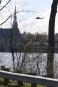 Justin Trudeau et Philippe Couillard ont survolé les zones inondées... | 12 mai 2017