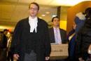 Un ancien procureur de la Couronne accusé de voies de fait
