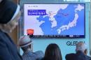 Nouveau tir de missile nord-coréen, Trump demande des sanctions