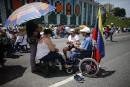 Venezuela: un mort pendant un sit-in géant contre le président Maduro
