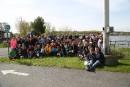 Plus de 150 personnes ont participé à la corvée annuelle... | 15 mai 2017