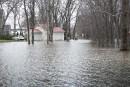 Les inondations coûteront au minimum 500 000 $ à Trois-Rivières