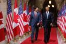 Obama à Montréal grâce à Trudeau