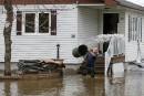 Inondations et eau contaminée: les sinistrés sommés de prendre des précautions