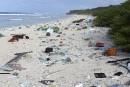 38 millions de détritus trouvés sur une île perdue du Pacifique