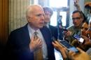 Infos classifiées: le sénateur McCain furieux contre Trump