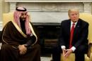 Trump prononcera à Riyad un discours sur l'islam