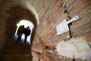 Les fissures qui lézardent les murs du Fort Boyardsont surveillées... | 17 mai 2017