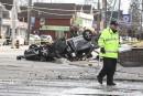 Accident mortel:le policier est blanchi