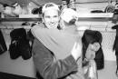 Martin Ménard et Christian Dubé se démontrent toute leur affection... | 17 mai 2017