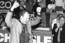 L'entraîneur Claude Julien explose de joie après le triomphe de... | 17 mai 2017