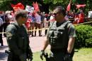 Erdogan à Washington: des manifestants «brutalement attaqués»