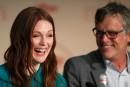 L'actrice Julianne Moore et le réalisateur Todd Haynes défendent à... | 18 mai 2017