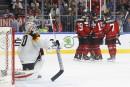 Mondial de hockey: le Canada retrouvera la Russie en demi-finale