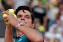 Raonic atteint les quarts de finale à Rome