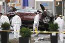 Un chauffard fait un mort et 22 blessés à Times Square