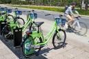 Les vélos libre-service se font rares