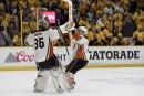 Les Ducks égalent les chances face aux Predators