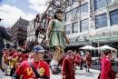 La Petite Géante en plein centre-ville.... | 19 mai 2017