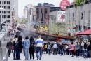 Le passage du Scaphandrier dans le Vieux-Port n'est pas passé... | 19 mai 2017