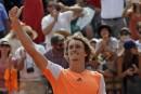 Classement ATP: Zverev dans le Top10 après sa victoire à Rome