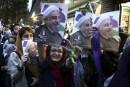 Iran: à peine réélu, Rohani mis sous pression par les États-Unis