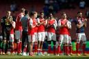 Ligue des champions: Arsenal absent pour la première fois en 20 ans