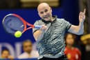 Andre Agassi guidera Novak Djokovic à Roland-Garros